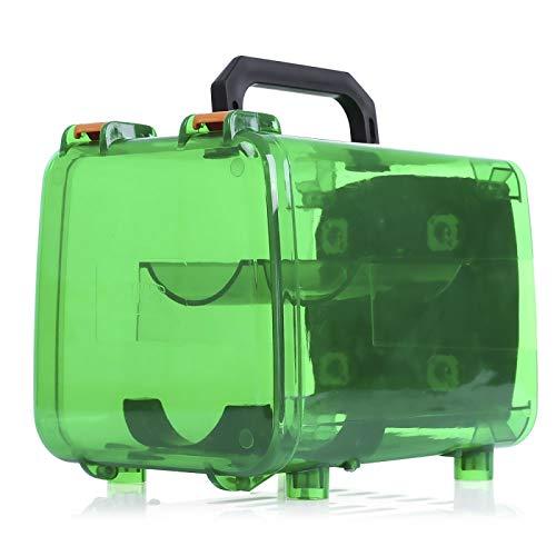 Zhouzl Produits de Camping BRS-Q5 Energy Bin Portable Valise Camping en Plein air Poêle Plat Réservoir Long Virage réservoir d'énergie Entrepôt Produits de Camping