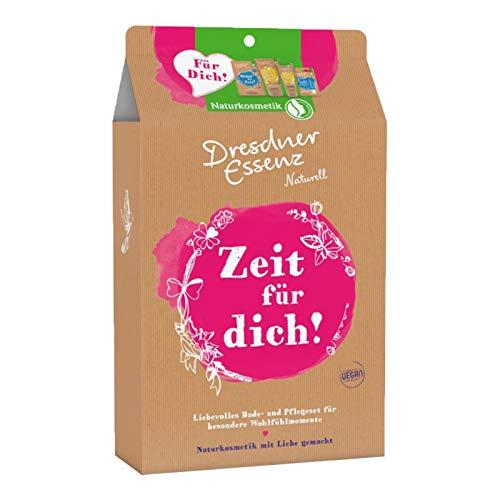 Dresdner Essenz - Geschenkset Zeit für dich, 1er Pack (4 Teile)
