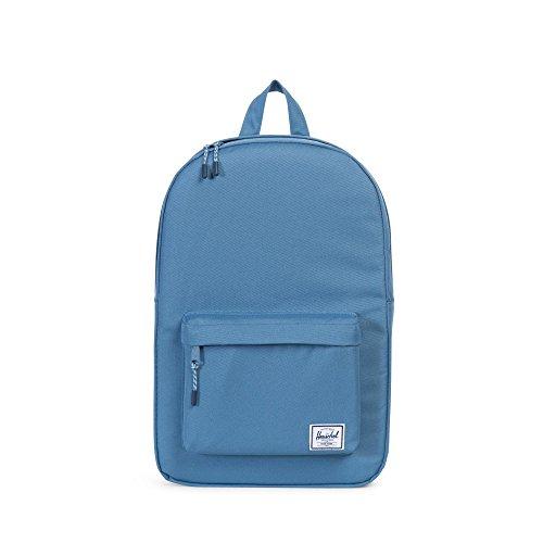 Herschel Unisex-Erwachsene Classic Mid-volume Backpack Rucksack, Captain Blue, 18L