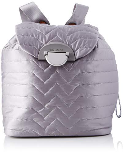 Bogner Damen vanessa fashion backpack/cit, lightgrey, 27/26x32x18,5