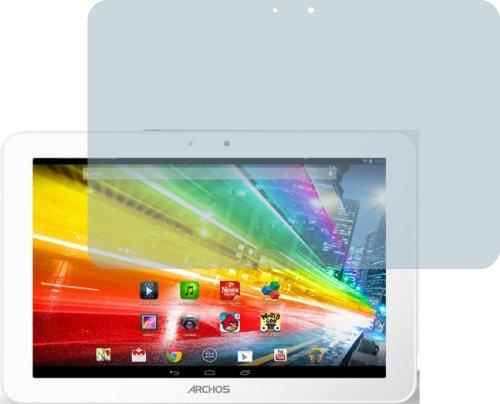 4ProTec I 2X Archos 101 Platinum ENTSPIEGELNDE Bildschirmschutzfolie Displayschutzfolie Schutzhülle Bildschirmschutz Bildschirmfolie Folie