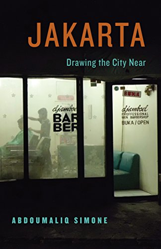 Jakarta, Drawing the City Near (English Edition)
