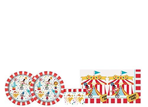 Irpot Kit - A Birthday Party Circus Neu - Karnevalsparty