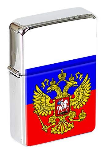 Russisches Feuerzeug mit abnehmbarer Kappe.