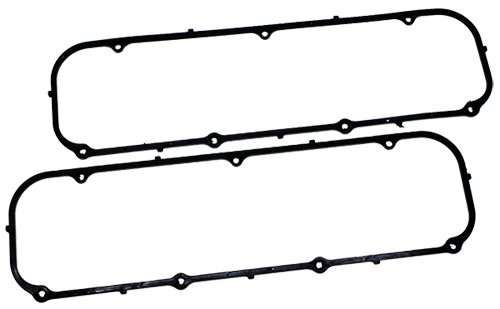 Rubber Steel Core BB 429-460 Valve Cover Gaskets Black compatible with 1968-97...