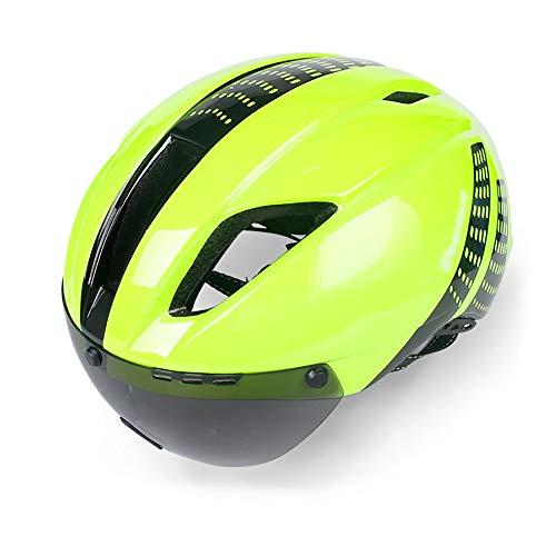 Confort Ciclo de seguridad Casco de bicicleta Montaña bicicleta de carretera con...