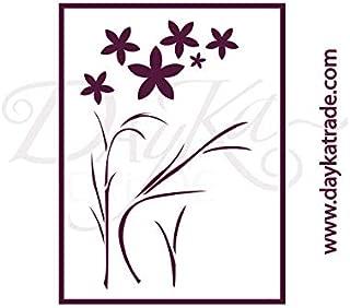 Best jasmine flower stencil Reviews