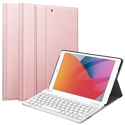fundas ipad 7ta generacion con teclado;fundas-ipad-7ta-generacion-con-teclado;Fundas;fundas-electronica;Electrónica;electronica de la marca Fintie