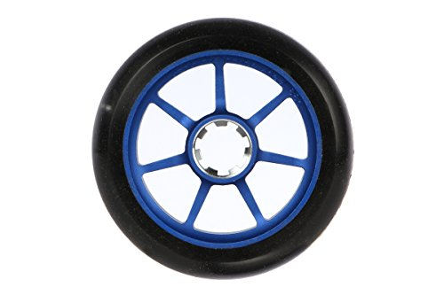 Ethic DTC Incube Rueda Scooter Completo (100mm - Azul)
