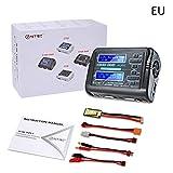Dual Power pour HTRC C240 DUO, Chargeur de balance HTRC, CA 150W CC 240W Dual Channel 10A RC Batterie lipo balance