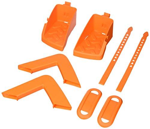 kit couleur orange guppy postérieur