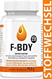 Vihado F-BDY 2.0 - Stoffwechsel Komplex Kapseln