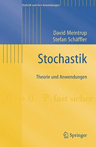 Stochastik: Theorie und Anwendungen (Statistik und ihre Anwendungen)