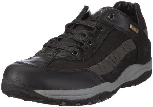 Geox Uomo Alpi ABX U13A0A04332C0005 - Zapatos para Hombre, Color Negro, Talla 46