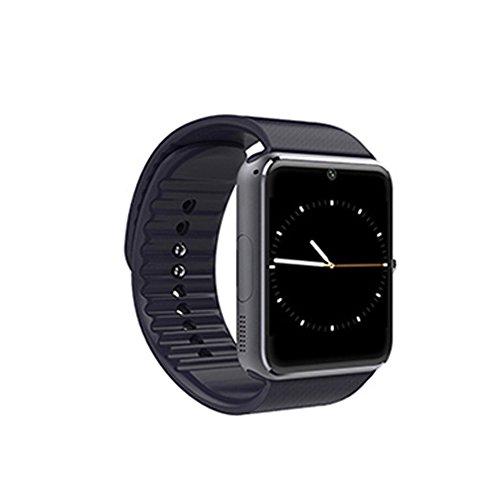 Lo.gas GT08 1.5'Bluetooth SmartWatch NFC y gsm Reloj teléfono para el iPhone Andorid