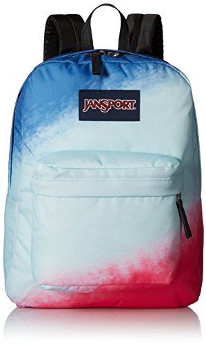 JanSport High Stakes Backpack (Turkish Ocean Diagonal Ombre)