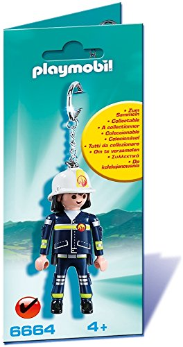 PLAYMOBIL-6664 Playset, Color Azul, Sin Talla (6664)