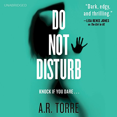 Do Not Disturb audiobook cover art