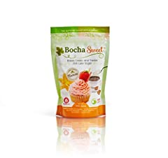 DIABETIC-FRIENDLY SWEETNESS: BochaSweet is a zero calorie, zero glycemic sweetener that tastes identical to cane sugar without the bitter aftertaste. Born from a low temperature extraction using non-GMO kabochas — our kabocha extract has been perfect...