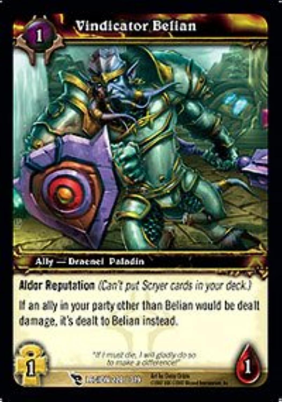 Vindicator Belian - March of the Legion - Common [Toy]