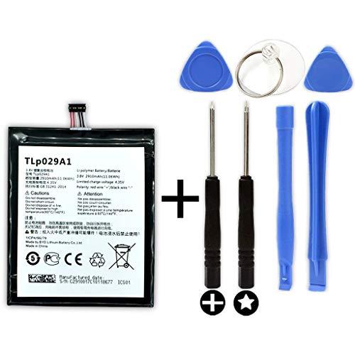 Bateria TLP029A1 Alcatel One Touch Pop 3 (5.5) / 4G + Herramientas (OT-5025X / 5025D)