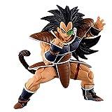 """Dragon Ball GK Raditz Saiyan Figure 5.9"""" Anime Modell Action Figur Giocattoli da Collezione per Fotografia, Hobby E Collezione"""