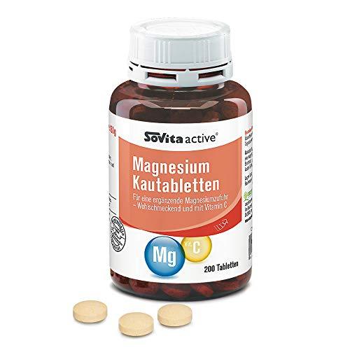Magnesium Kautabletten