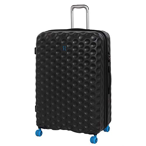 it luggage Bubble-Spin 4 Wheel Hard Shell Single Expander Large With Tsa Lock Suitcase, 79 cm, 159 L, Black