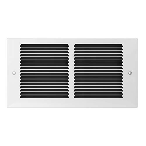 Cadet RMC151W Register multi-watt 120V wall heater, white