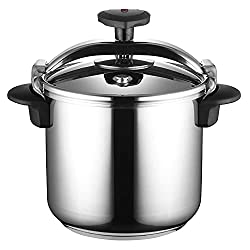 Magefesa 01OPSTACO10 Star R Stainless Steel 10 qt pressure cooker