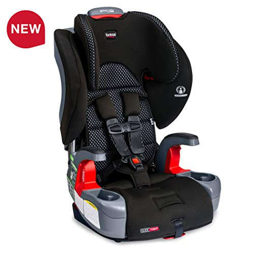 Big Save! Britax Grow with You ClickTight Harness-2-Booster Car Seat - 2 Layer Impact Protection - 2...