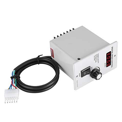 Controlador de velocidad del motor, Keenso Interruptor del regulador de velocidad eléctrico...