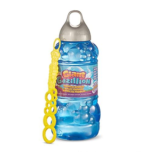 Gazillion - Solution à bulles de savon géantes 2L - Recharge pour machine à bulles