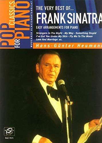 The Very Best Of Frank Sinatra: Sammelband für Klavier