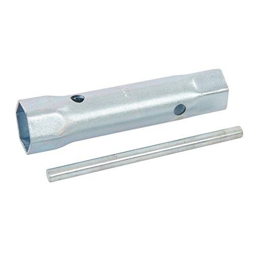 Silverline 656636 Llave de Tubo para Contratuerca de Grifos Monomando, 27 y 32 mm