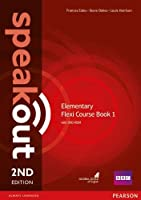 Speakout (2E) Elementary Split Edition Student Book A with DVD/ActiveBook CD-ROM and Workbook A with Audio CD