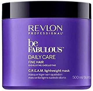 Revlon Be Fabulous Daily Care Mascarilla para Cabello Fino 500 ml