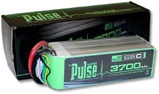 PULSE LIPO 3700mAh 22.2V 65C- ULTRA POWER SERIES