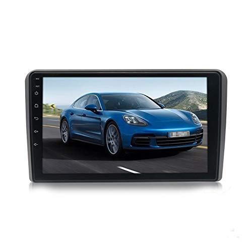 RIYIFER Radio De Coche con Pantalla Táctil Estéreo para Coche Android 9.1, Estéreo De Navegación para Coche Audi A3 08-12, Radio...