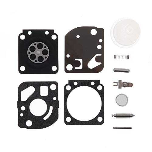 Jardiaffaires Kit carburateur Adaptable remplace Zama RB-115