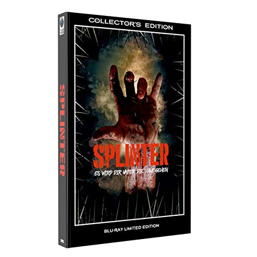 Splinter - Limited Edition auf 50 Stück - Collector's Edition [Blu-ray]