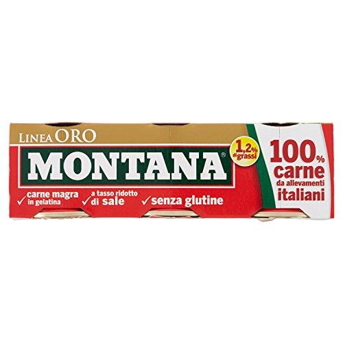 Montana Carne Oro Gr.90X3