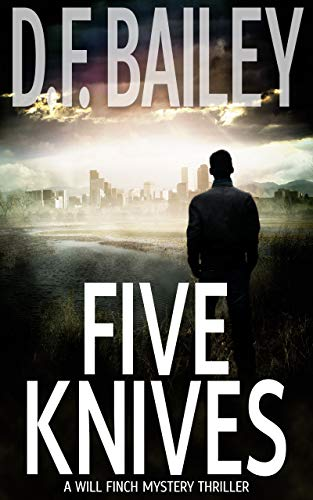 Five Knives: A Will Finch Mystery Thriller (Will Finch Mystery Thriller Series) (English Edition)