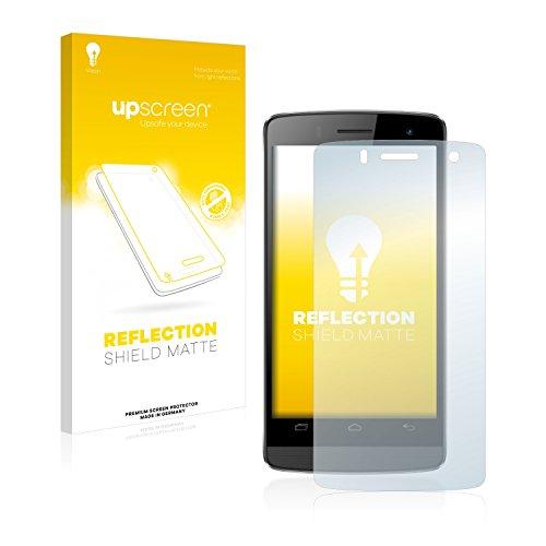 upscreen Pellicola Protettiva Opaca Compatibile con Komu Mini Plus Protezione Proteggi Schermo – Antiriflesso, Anti-Impronte