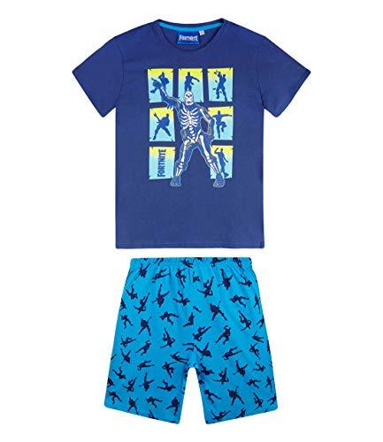 Fortnite Pijama mangas cortas para Niños 14 años