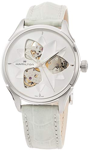 HAMILTON JAZZMASTER OPEN HEART LADY AUTO mm34