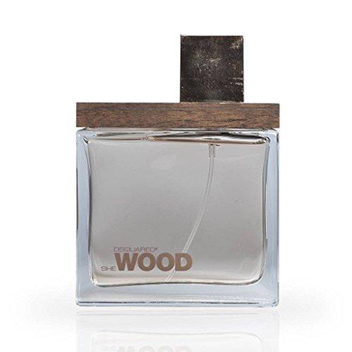 She Wood Eau De Parfum Spray - 30ml/1oz