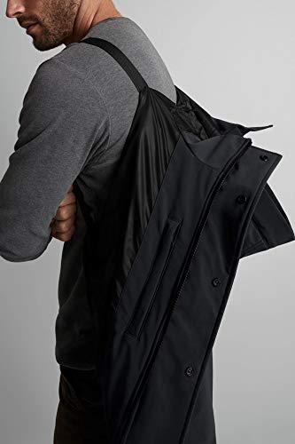 [カナダグース]CANADAGOOSEMEN`SBRETONCOATカナダグースメンズジャケット(L,BLACK)[並行輸入品]