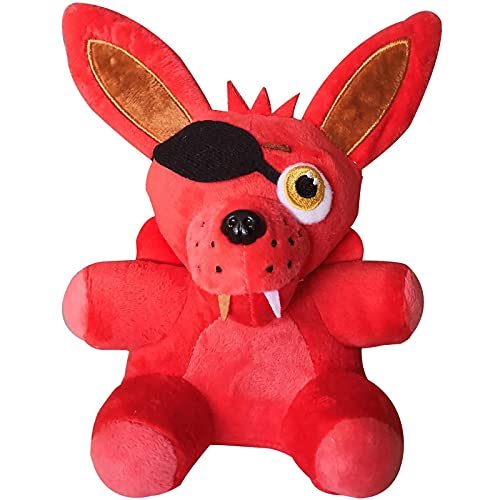 Five Nights at Freddys Plush Toy Stuffed Animal Doll for Childeren, 6