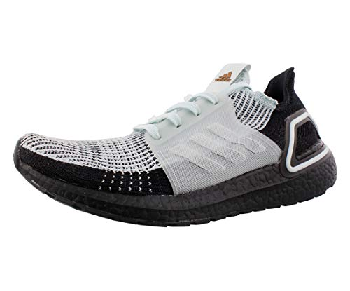 adidas Women's Ultraboost 19 w Running Shoe, Blue Tint/Core Black/Copper Met, 8.5 UK